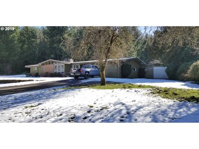 Stayton Single Family Home Sold: 41170 McCully Mountain Rd