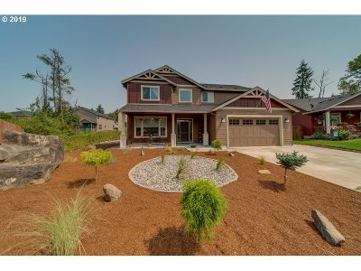 Cowlitz County Single Family Home For Sale: 514 Cliff Ct