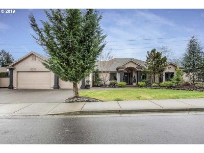 Keizer Single Family Home Pending: 6547 Whisper Creek Loop