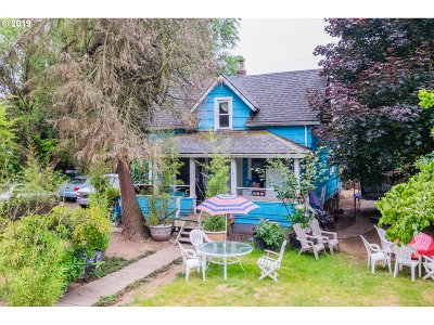 Hillsboro Single Family Home For Sale: 1056 E Main St