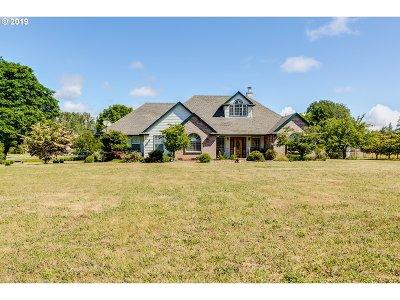Elmira, Veneta Single Family Home For Sale: 24865 Suttle Rd