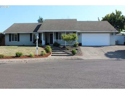Canby Single Family Home Pending: 643 S Oak Pl