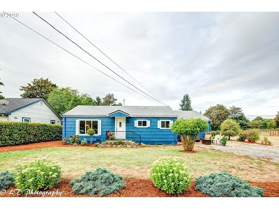 Oregon City Single Family Home For Sale: 124 Randall St