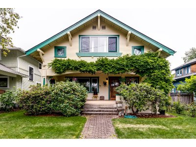 Single Family Home For Sale: 930 Lawrence St