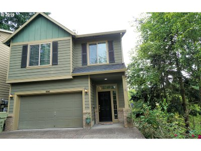 Beaverton Single Family Home For Sale: 19943 SW Jette Ln