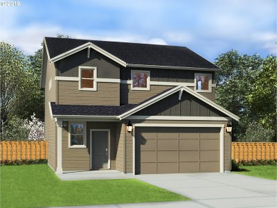 Ridgefield Single Family Home For Sale: 17206 NE 14th Ave #LOT 2