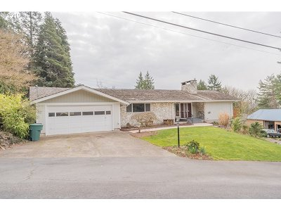 Cowlitz County Single Family Home For Sale: 2930 Ammons Dr