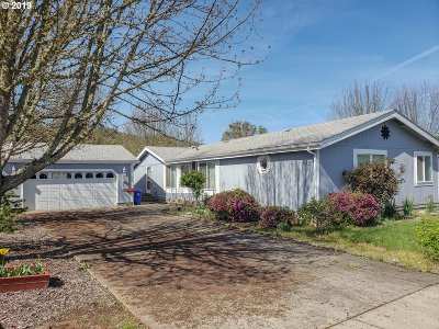 Roseburg OR Single Family Home For Sale: $82,500