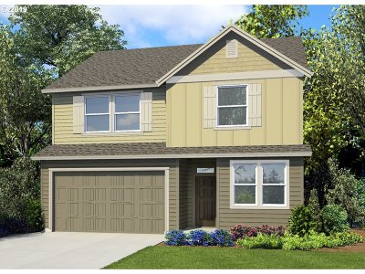 Ridgefield Single Family Home For Sale: 1508 NE 172nd Cir #LOT7