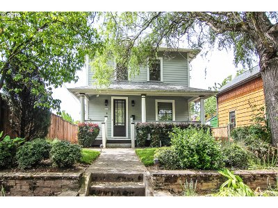 Single Family Home For Sale: 1425 SE 34th Ave