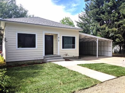 Union Single Family Home For Sale: 818 N 1st St