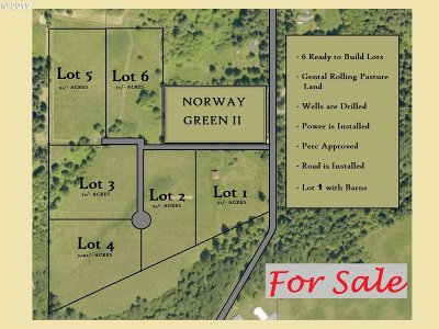 Camas, Washougal Residential Lots & Land For Sale: 2500 SE 377th Ave