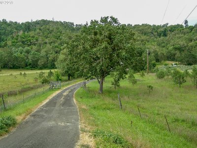 Roseburg Residential Lots & Land For Sale: 3762 Happy Valley Rd