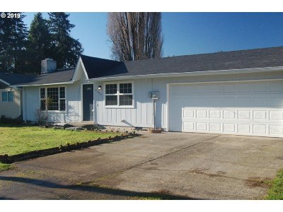 Cowlitz County Single Family Home For Sale: 2245 32nd Ave