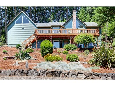 McMinnville Single Family Home For Sale: 15043 NW Orchard View Rd
