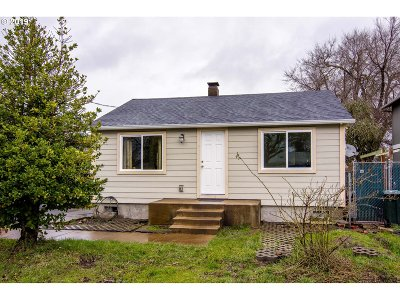 Springfield Single Family Home For Sale: 1978 L St