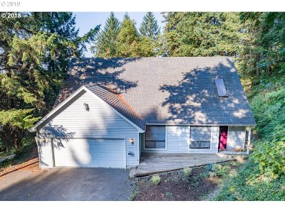 Molalla Single Family Home For Sale: 16747 S Stone Hill Dr