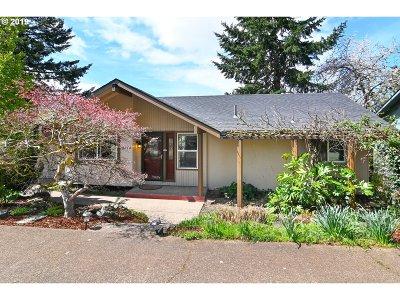 Single Family Home For Sale: 5270 Miramar St