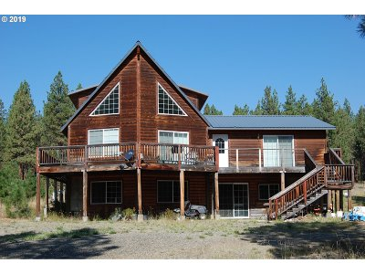 Baker County Single Family Home For Sale: 39966 Bear Gulch Rd