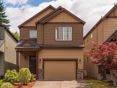Beaverton Single Family Home For Sale: 6394 SW Onassis Pl