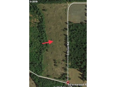Oregon City, Beavercreek, Molalla, Mulino Residential Lots & Land For Sale: 17393 S Fernwood Rd