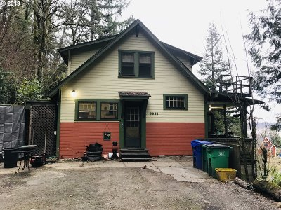 Portland Single Family Home For Sale: 5944 NW Saltzman Rd