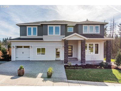 Camas Single Family Home For Sale: 3691 NE Pioneer St #LT215