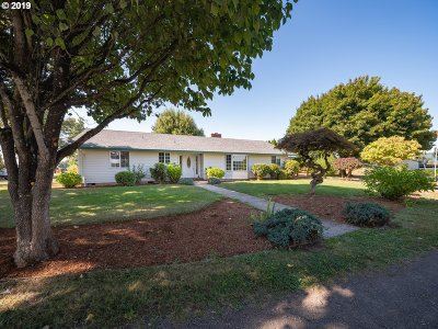 Woodland Single Family Home For Sale: 1018 Caples Rd