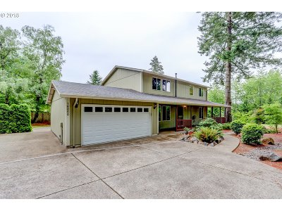 Single Family Home For Sale: 18800 NW Pumpkin Ridge Rd