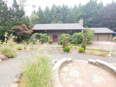 Single Family Home For Sale: 13775 NW Meadow Lake Rd
