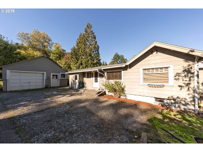 Clackamas County Single Family Home For Sale: 19600 View Dr