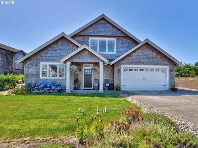 Gearhart Single Family Home For Sale: 415 Lanthorn Ln