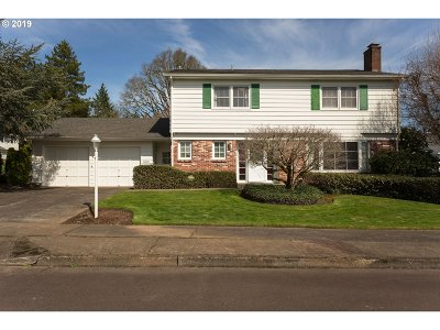 Single Family Home For Sale: 11585 SW Diane Pl