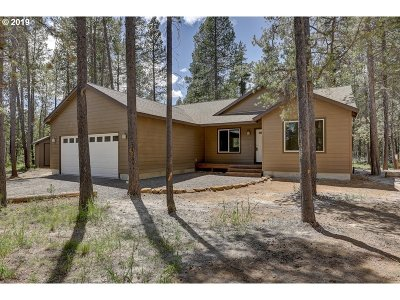 Bend Single Family Home For Sale: 56389 Eclipse Dr