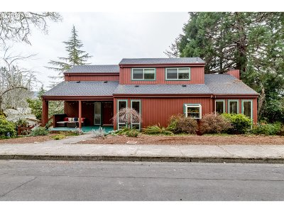 Eugene Single Family Home For Sale: 1825 Tigertail Rd