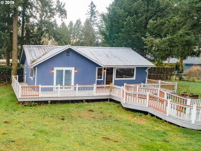 Single Family Home For Sale: 842 SE 174th Ave