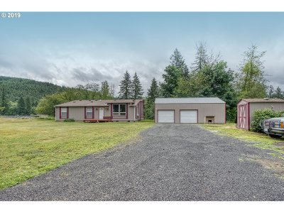 Cowlitz County Single Family Home For Sale: 123 Longhorn Rd