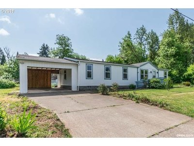 Sweet Home Single Family Home Sold: 323 17th Ave