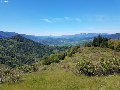 Canyonville Farm & Ranch For Sale: Beals Creek Rd