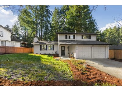 Beaverton Single Family Home For Sale: 14756 SW Kilchis St
