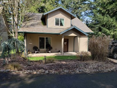Salem Single Family Home Short Sale Pending: 6478 Sunnyside Rd SE