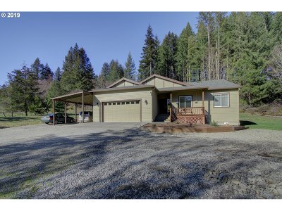 Clark County Single Family Home For Sale: 36410 NW Jenny Creek Rd