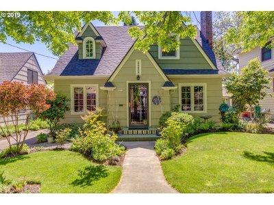 Single Family Home For Sale: 4114 NE Wistaria Dr