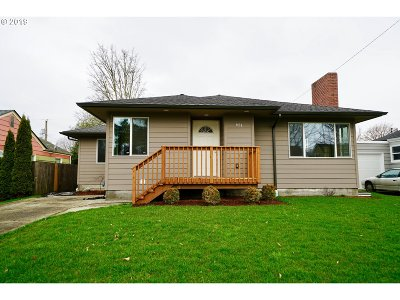 Cowlitz County Single Family Home For Sale: 631 23rd Ave