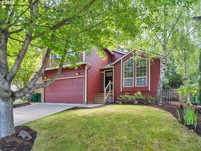 Tigard Single Family Home For Sale: 16086 SW Cattail Ct
