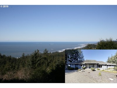 Gold Beach Single Family Home For Sale: 27440 Eighty Acre Rd