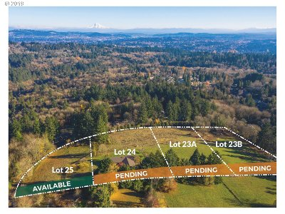 Lake Oswego Residential Lots & Land For Sale: Englewood Dr #25