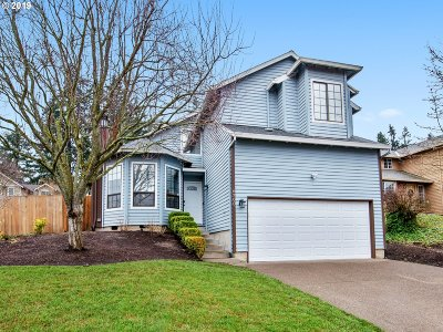 Beaverton Single Family Home For Sale: 6700 SW 177th Pl