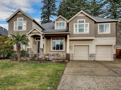 Happy Valley Single Family Home For Sale: 11189 SE Lenore St