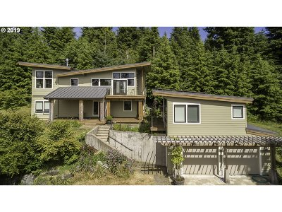Nehalem Single Family Home For Sale: 17100 Marshall Way